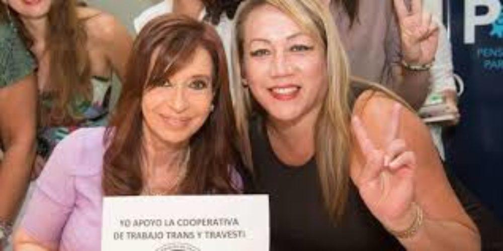 ClaudiaVazquezcon CFK