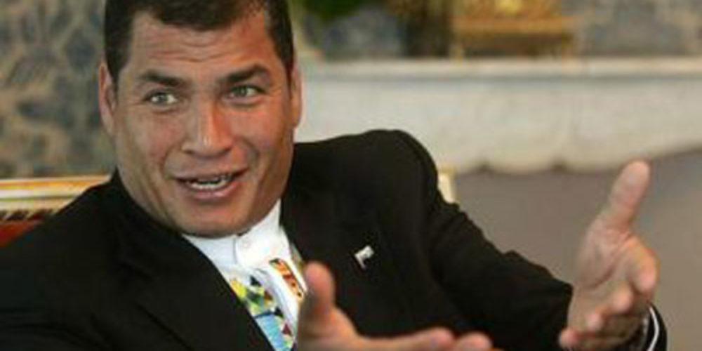 Rafael Vicente Correa Delgado