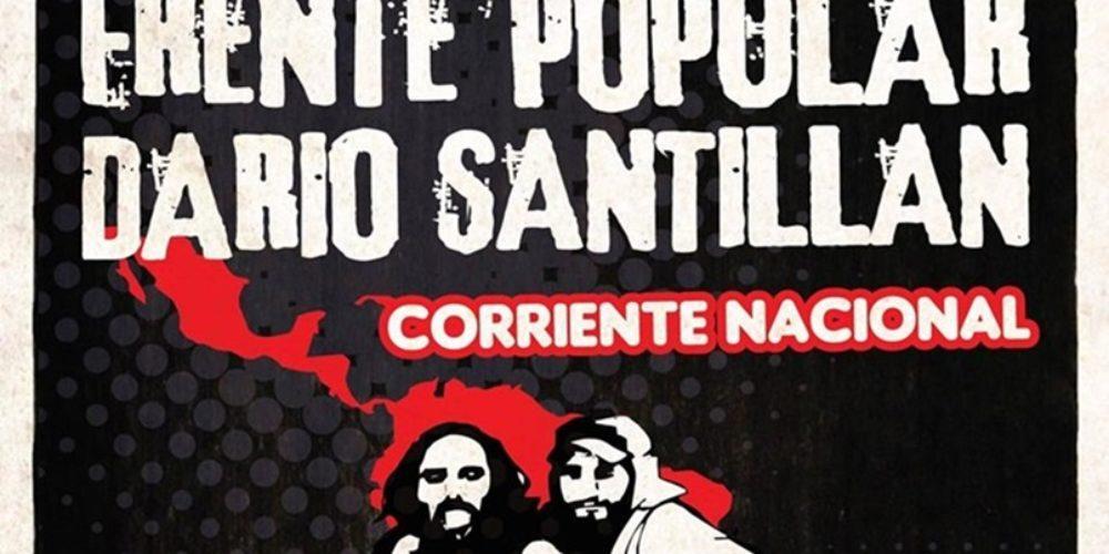FRENTE POPULAR DARIO SANTILLAN – Corriente Nacional