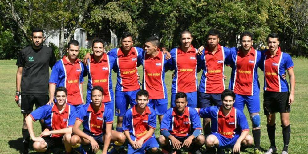 Equipo de fútbol caboverdeano