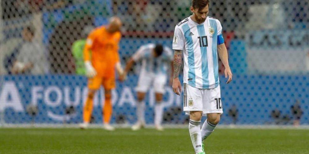 Što se dogodilo Argentini ?