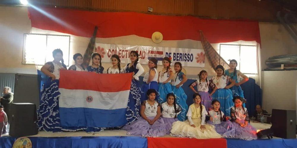 Presentación Colectividad Paraguaya de Berisso2